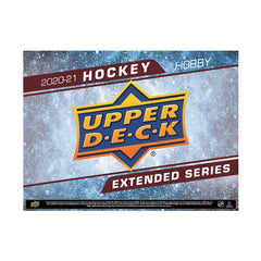 2020/21 Upper Deck Extended Series Hobby Box (PRE-ORDER)