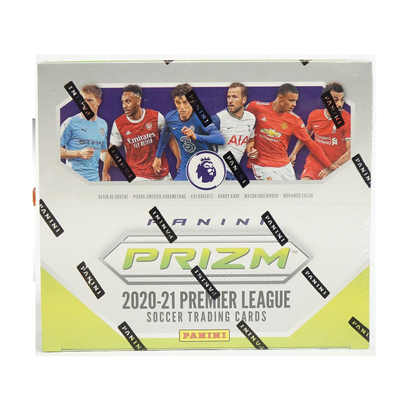 2020/21 Panini Prizm English Premier League Soccer Box