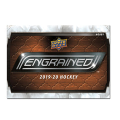 2019/20 UD Engrained Hobby Box