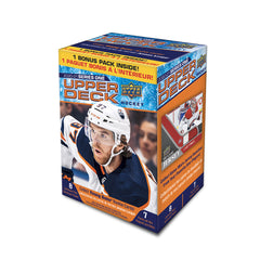 2020/21 Upper Deck Series 1 Blaster Box