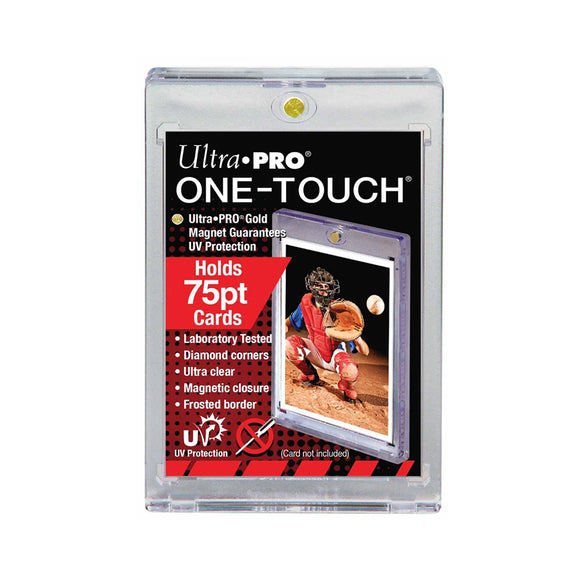 75pt Ultra Pro One-Touch Magnetic Holder