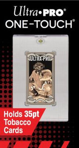 35pt Tobacco card Ultra Pro One-Touch Magnetic Holder