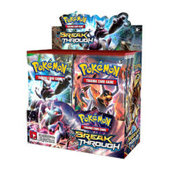 Pokemon XY Break Through Booster Box