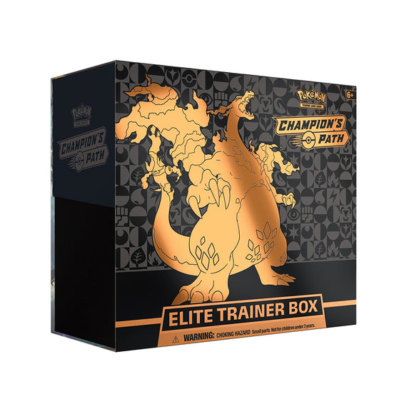Champions Path Pokemon Elite Trainer Box