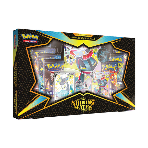 Pokemon Shining Fates Premium Collection Box - Dragapult
