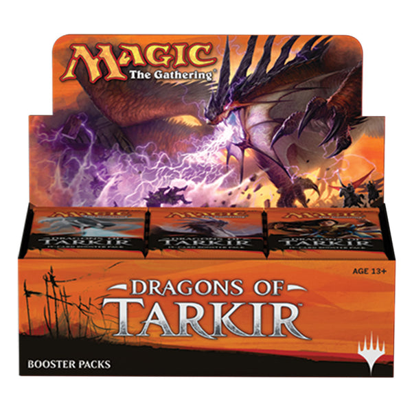 MTG Dragons Of Tarkir Booster Box