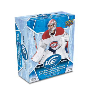 2019/20 Upper Deck Ice Hobby Box