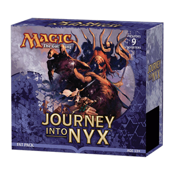 MTG Journey Into Nyx Fat Pack Box