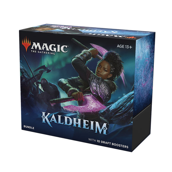 MTG Kaldheim Bundle Box