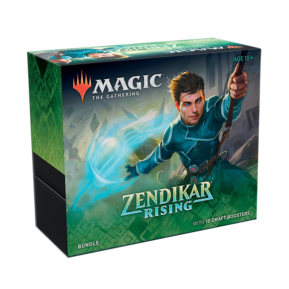 MTG Zendikar Rising Bundle Box