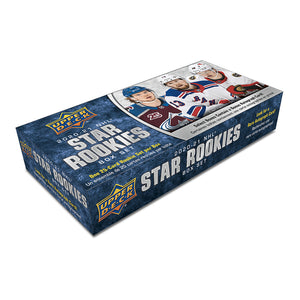 2020/21 UD Star Rookies Collection Box (PRE-ORDER)