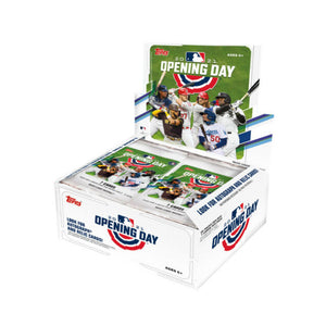 2021 Topps Opening Day Baseball Box
