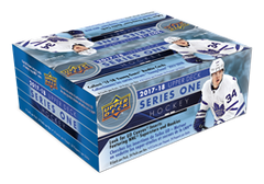 2017/18 Upper Deck Series 1 Hockey Retail Box