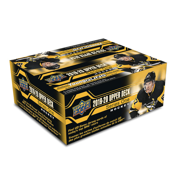 2019/20 Upper Deck Series 1 Hockey Retail Box (PRE-ORDER)