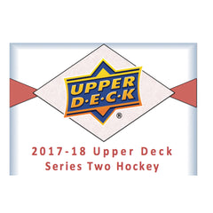 2017/18 Upper Deck Series 2 Hockey Retail Box