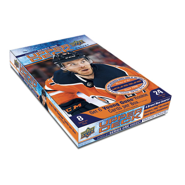 2020/21 Upper Deck Series 1 Hobby Box BACK IN STOCK