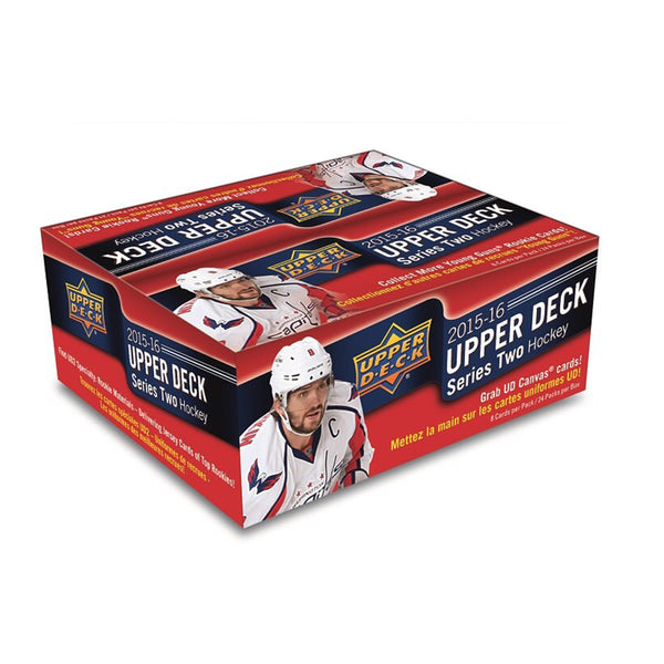 2015/16 Upper Deck Series 2 Retail