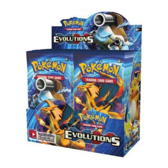 Pokemon XY Evolutions Booster Box
