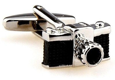 Camera Photography Cufflinks