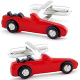 Red Car Cufflinks