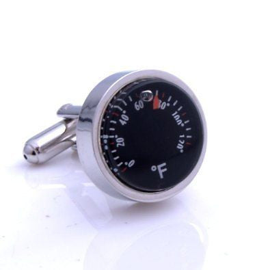 Temperature Cufflinks
