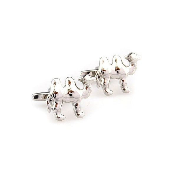 Camel Safari Desert Cufflinks