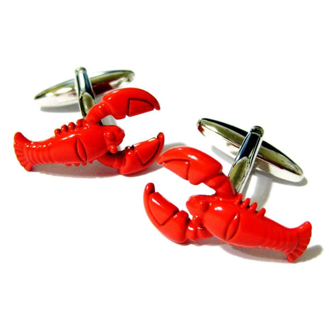 Red Lobster Seafood Cufflinks
