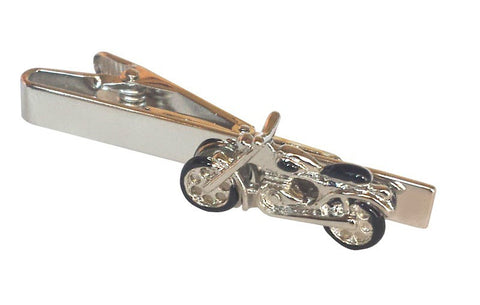 Motorcycle Bike Tie Clip