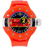 Red Fashion Black Watch