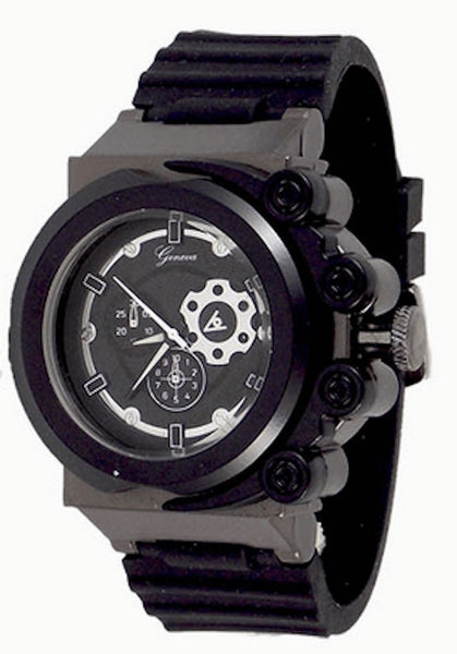 Black Invicta Style Watch