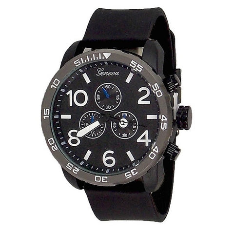 Black Mens Watch