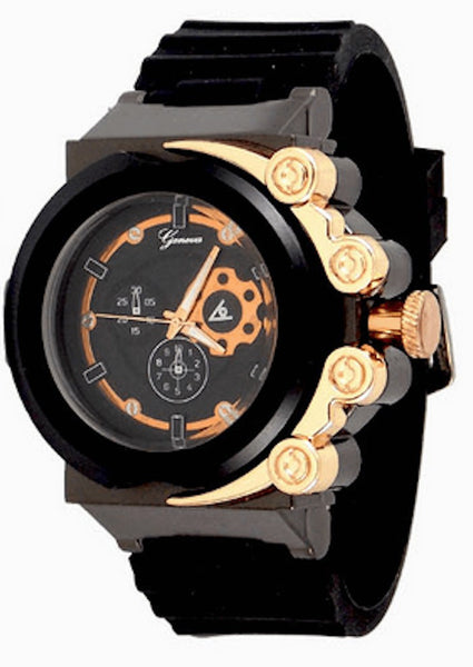 Black Gold Watch