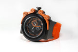 Black Orange Watch