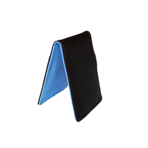 Slim Blue Wallet # 1
