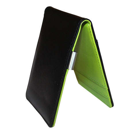 Lime Green Wallet # 1
