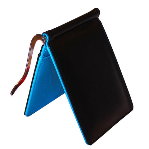 Slim Blue Wallet # 2