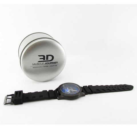 3DMJ 3D Muscle Journey Watch - Power Collection by Barbell 1