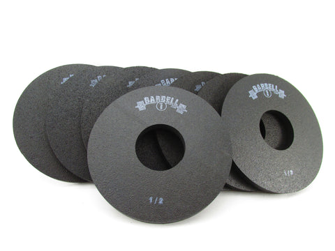 Barbell 1 Fractional Rubber Micro Weight Plates