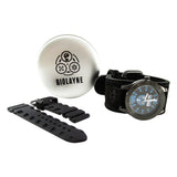 Layne Norton BioLayne Collection Powerlifting Belt Style Watch by Barbell 1 - Master