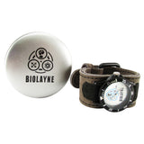Layne Norton BioLayne Collection Powerlifting Belt Style Watch by Barbell 1 - Class I