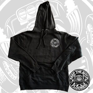 "KTBF ""CORPORATE"" Pullover Hooded Sweatshirt"