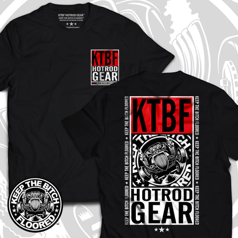 "KTBF ""Film Strip"" short sleeve"