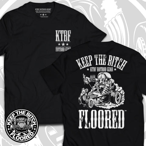"KTBF ""GothRod"" short sleeve"