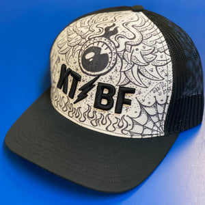 KTBF Hand Drawn Custom Art