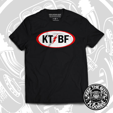 "KTBF ""Lightning Bolt"" short sleeve"