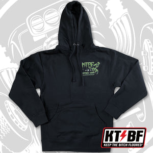 "Hot ""Rod Zombie"" Hooded Sweatshirt"