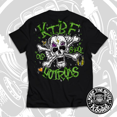 "KTBF ""Old Skool Tattoo"" short sleeve"