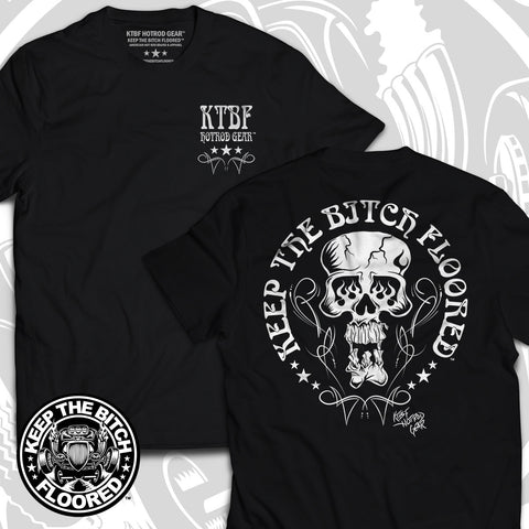 """SKULLY"" KTBF short sleeve"