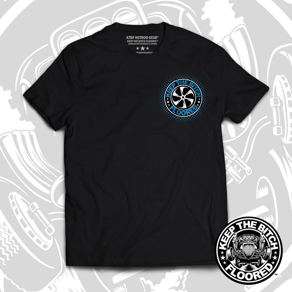"KTBF ""Turbo"" short sleeve"