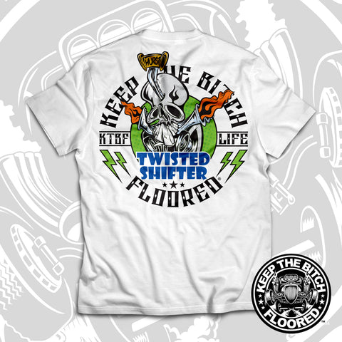 "KTBF ""Twisted Shifter"" short sleeve"